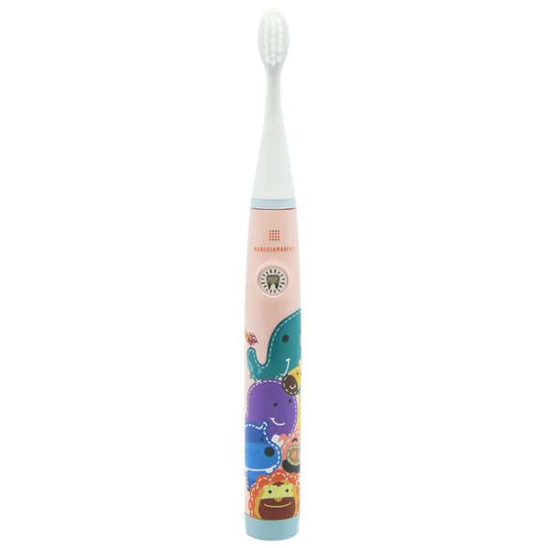 Marcus & Marcus Kids Sonic Electric Toothbrush - Pink - Marcus & Marcus