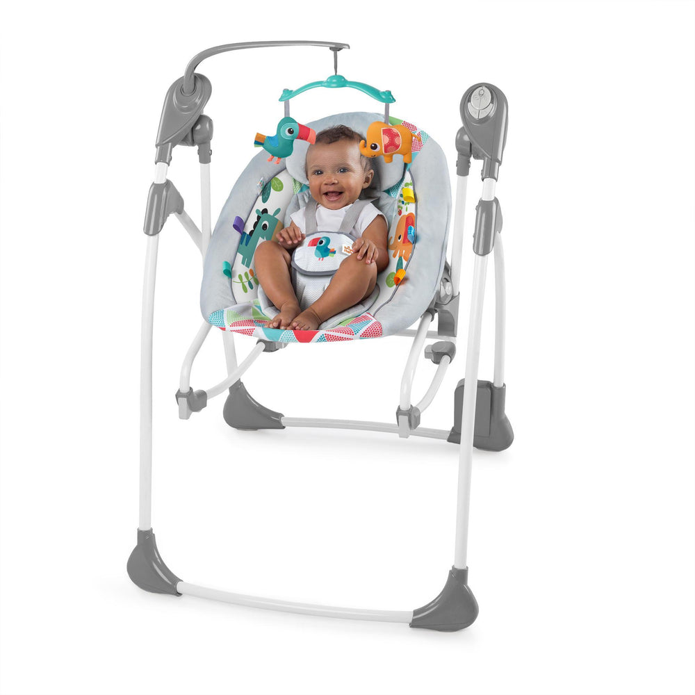 Bright Starts BS10657 (30/45) Rock and Swing 2-in-1 - Toucan Tango