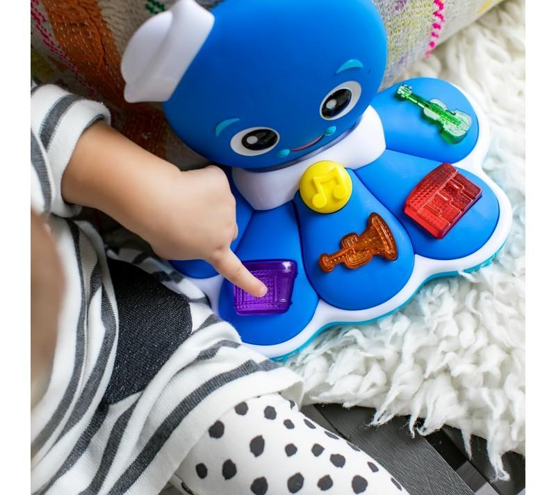 Baby Einstein BE10811 (30/45) Octopus Orchestra Musical Toy