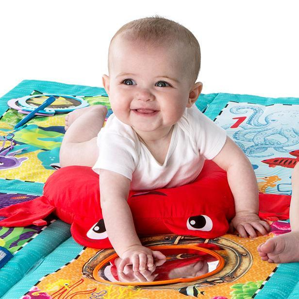 Baby Einstein BE10871 (30/45) Gym Discovery Seas Multi-Mode Gym