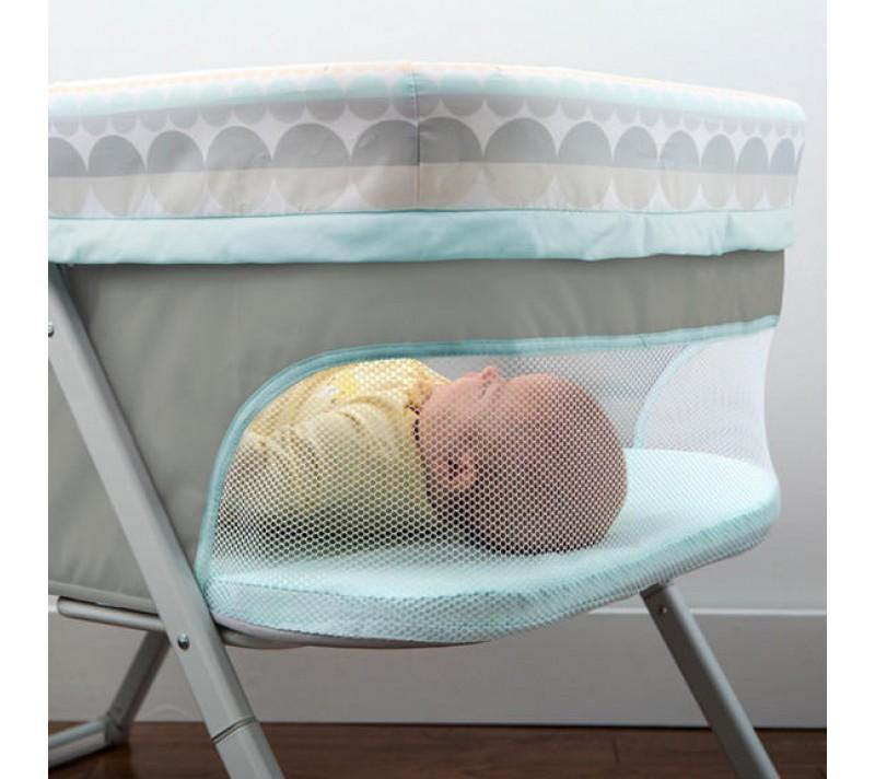INGENUITY™ FOLDAWAY ROCKING BASSINET™ – JUNIPER™_7