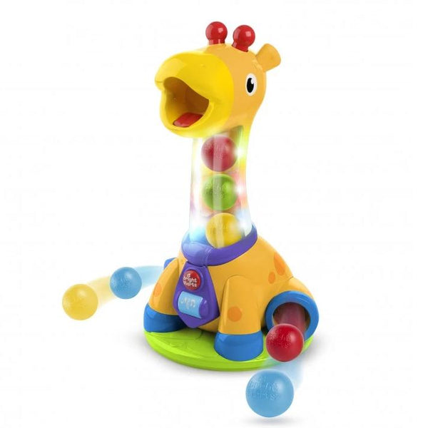 Bright Starts BS10933 (30/45) HAB Spin & Giggle Giraffe