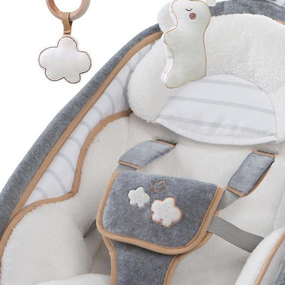 Ingenuity BS10986 (30/45) Rocking Seat Boutique Collection - Bella Teddy