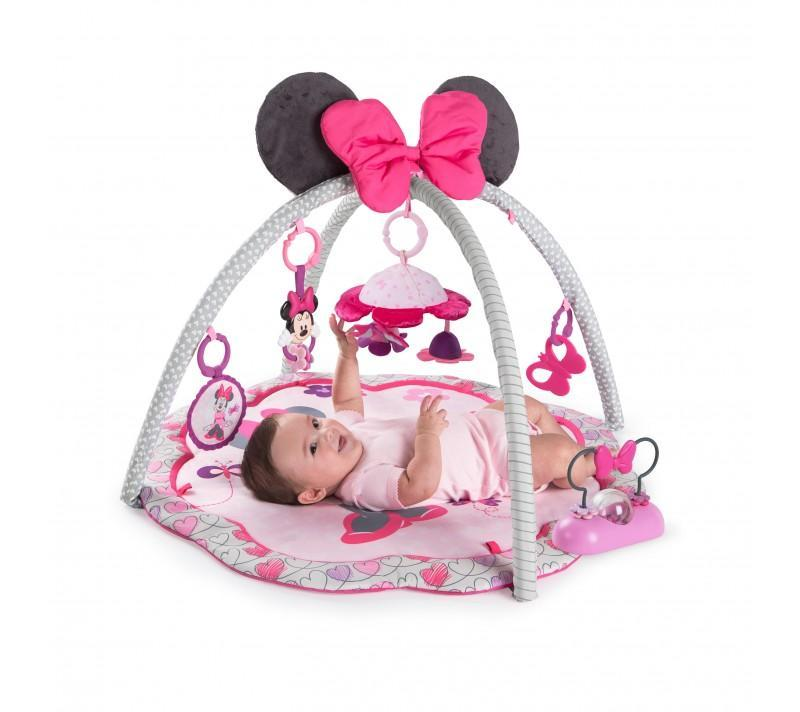 Disney BS11097 (30/45) Activity Gym Minnie Mouse Garden Fun