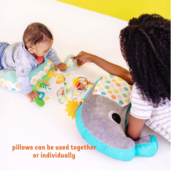 Bright Starts Two Can Play Multiuse Pillow Set BS11392