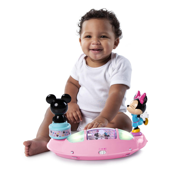 Disney BS11525 (30/45) Walker Minnie Mouse Stars & Smiles