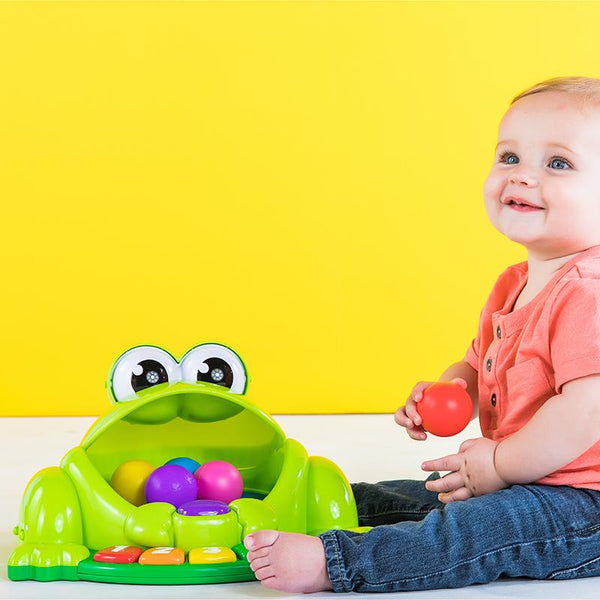 Bright Starts HAB Pop & Giggle Pond Pal Toy BS10309