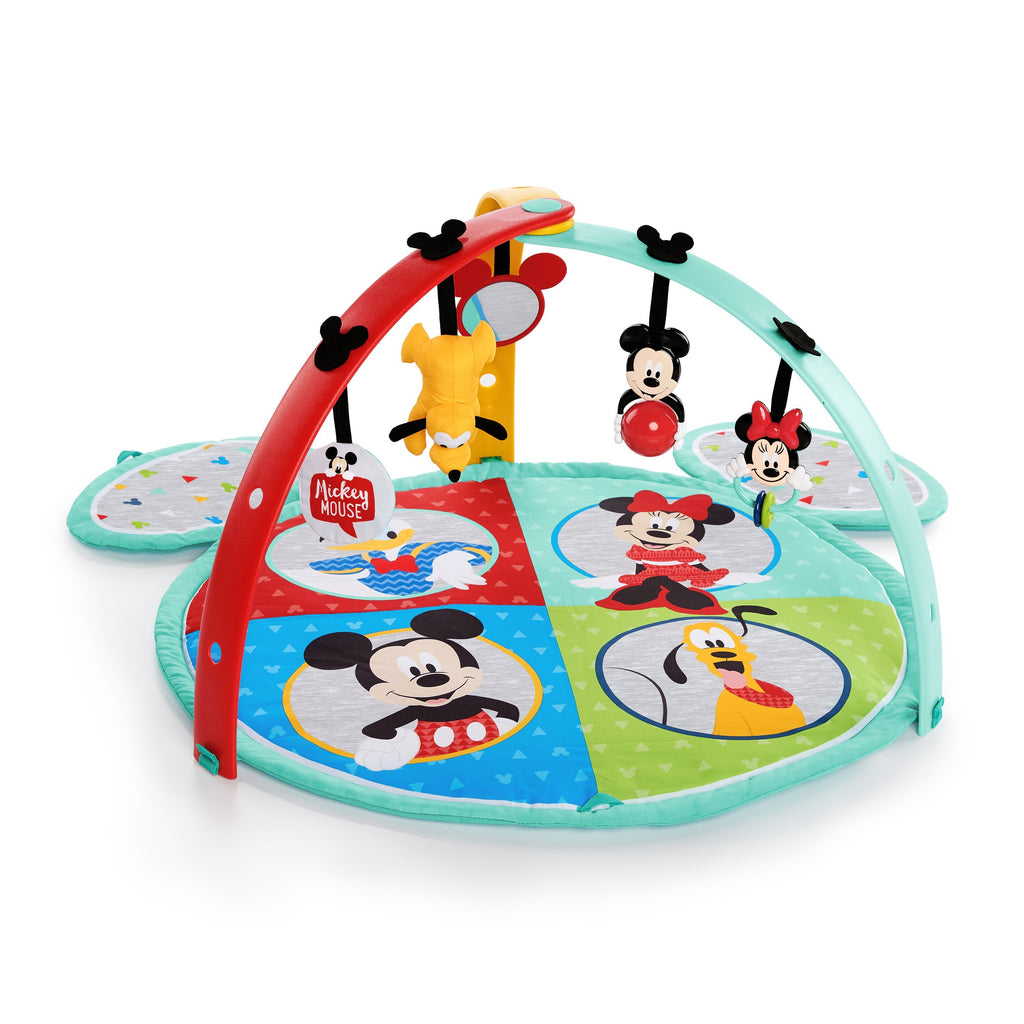 Disney BS11731 (10/30) Mickey Mouse Easy Store Playmat