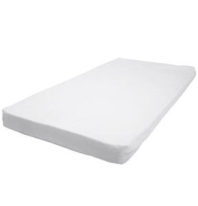Bonbijou Anti Dust-Mite High Density Foam Mattress With Holes And Bamboo Cover - Bonbijou