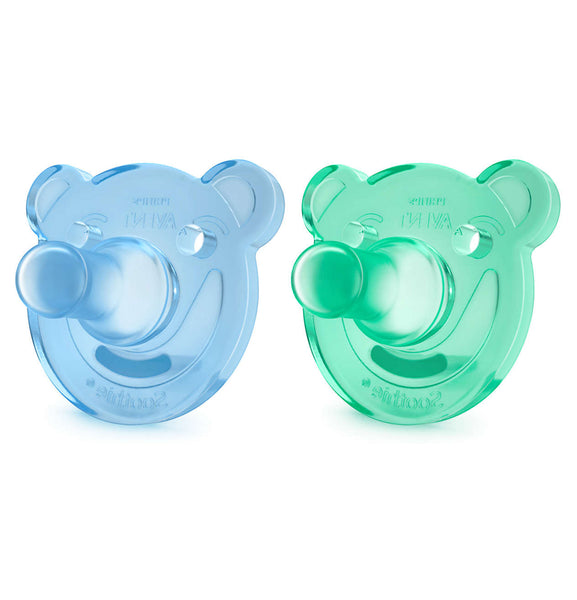Philips Avent Soothie Shapes Pacifier (Twin Pack)