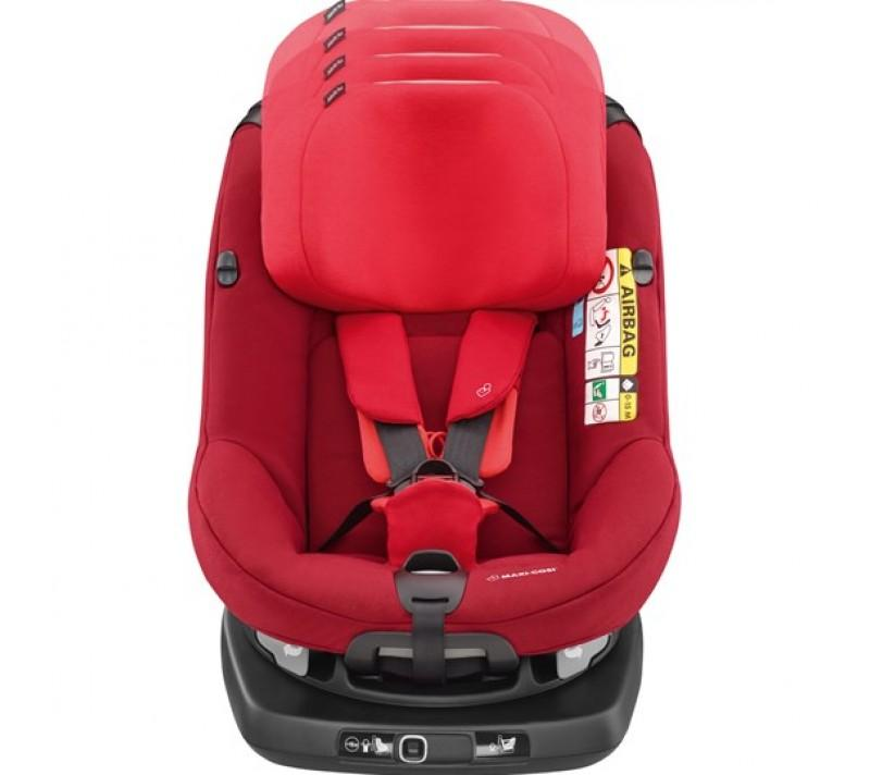 Maxi-Cosi AxissFix Plus - Vivid Red_2