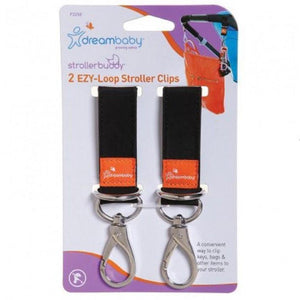 Dreambaby Ezy-Loop Stroller Hooks 2pc DB02258 - Picket&Rail