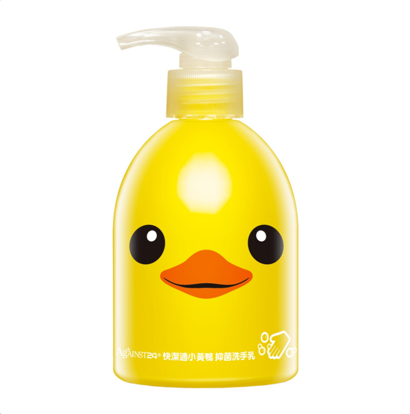 Against24 Rubber Duck Antibacterial Hand Wash (300ml)