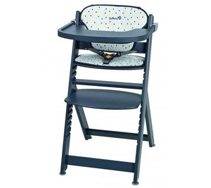 Safety 1st Timba & Cushion Highchair - Grey Patch_1