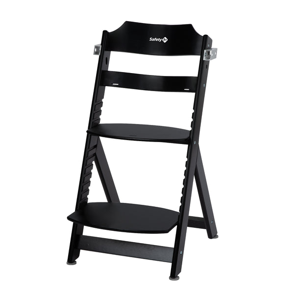 Safety 1st High Chair Timba with Cushion - Deep Black SFE2771-850001 - NEW