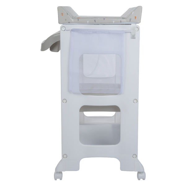 Safety 1st Dolphy Baby Changing Unit - Warm Grey SFE2905-191000 - NEW