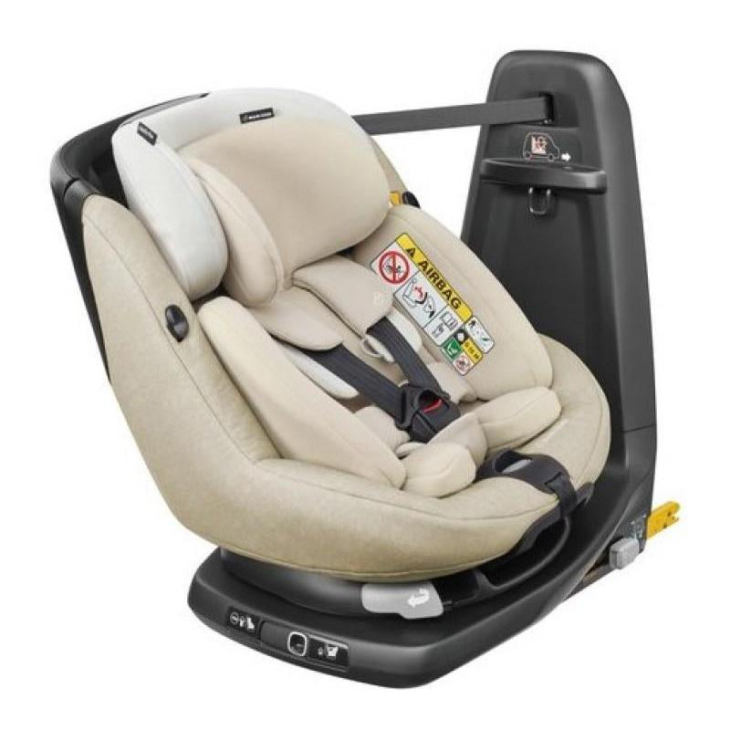 Maxi-Cosi AxissFix Plus Baby Car Seat - Nomad Sand 2020 Model MC8025332111 - Picket&Rail