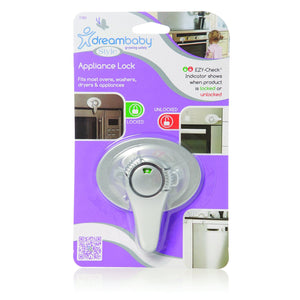Dreambaby Swivel Appliance Latch - Silver DB01004 - Picket&Rail
