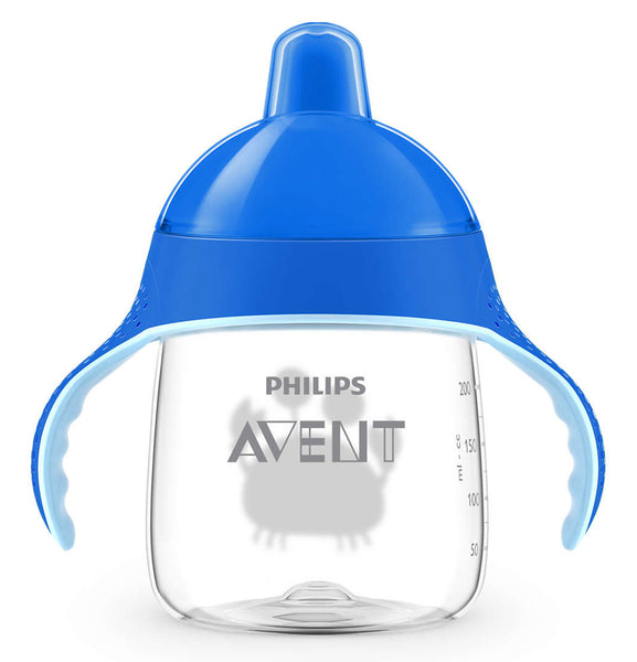 Philips Avent Spout Cups (Green/Blue)