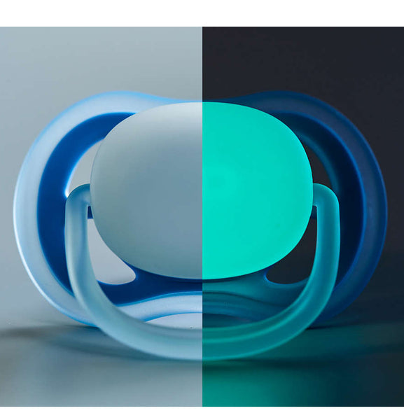 Philips Avent Ultra Air Pacifier Night Time