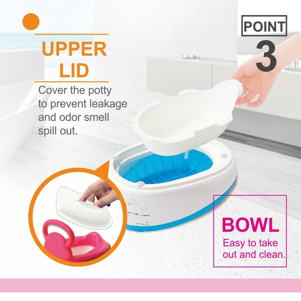 Puku 5in1 Baby Potty