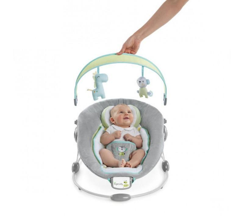 INGENUITY™ SOOTHE 'N DELIGHT BOUNCER™ - SAVVY SAFARI™_4