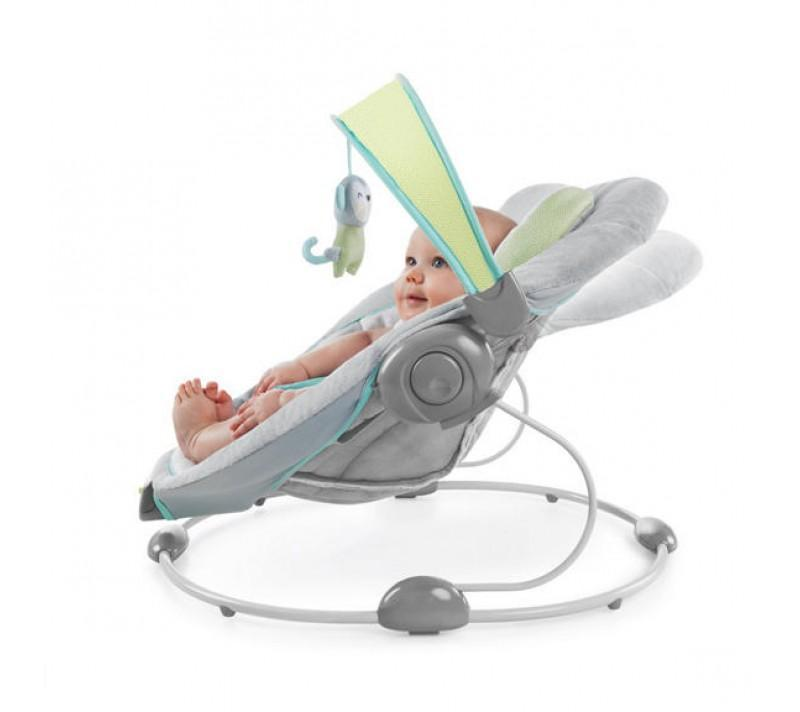 INGENUITY™ SOOTHE 'N DELIGHT BOUNCER™ - SAVVY SAFARI™_5