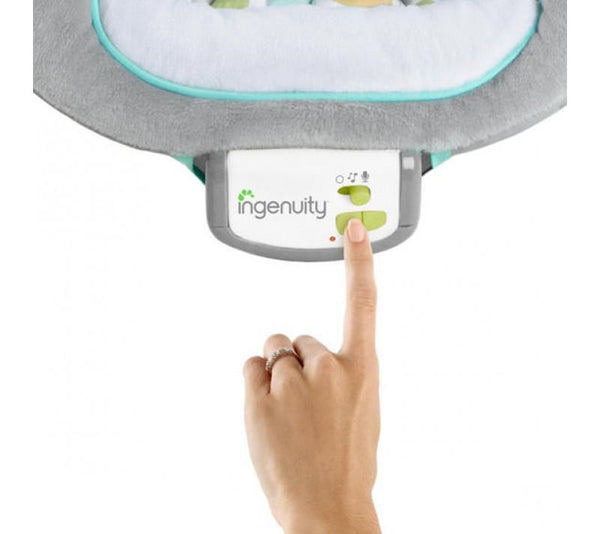 INGENUITY™ SOOTHE 'N DELIGHT BOUNCER™ - SAVVY SAFARI™_6