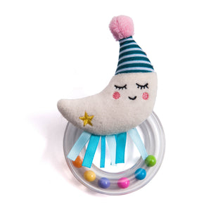 Taf Toys Mini Moon Rattle