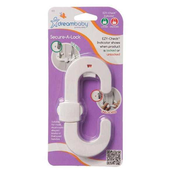 Dreambaby Ezy Check Secure-A-Lock DB00823
