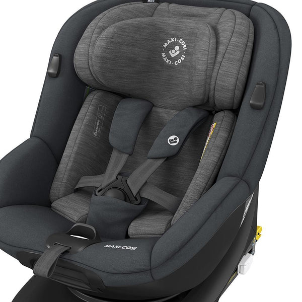 Maxi-Cosi MICA Car Seat - Authentic Graphite (0m-4y) (40-105cm)
