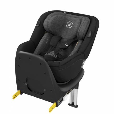 Maxi-Cosi MICA Car Seat - Authentic Black (0m-4y) (40-105cm)