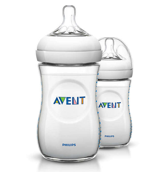 Philips Avent Natural Bottle - 260ml
