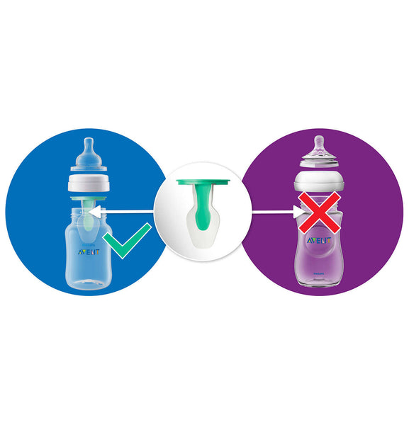 Philips Avent Anti-Colic PP Bottles with AirFree™ Vent - 125ml