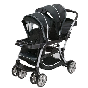 Graco Ready2Grow Double Stroller - Gotham