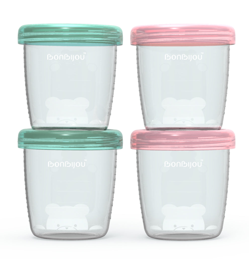 Multipurpose Storage Container - 4PK