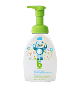 Babyganics Hand Sanitizer, 250ml, Fragrance Free
