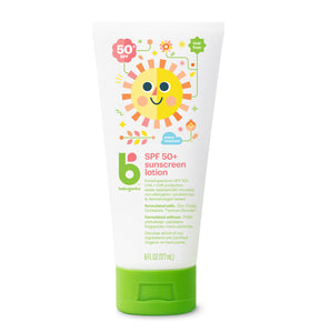 Babyganics Sunscreen Lotion, 177ml, SPF 50