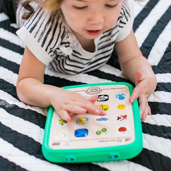 Baby Einstein Magic Touch Curiosity Tablet Wooden Musical Toy BE11778