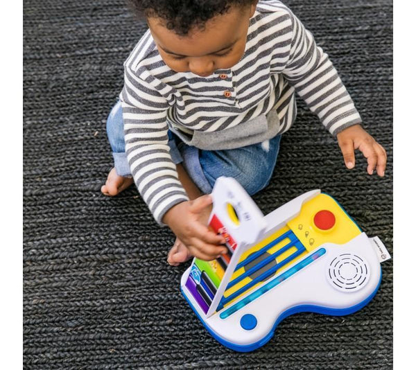 Baby Einstein BE10336 (30/45) Flip & Riff Keytar Musical Toy