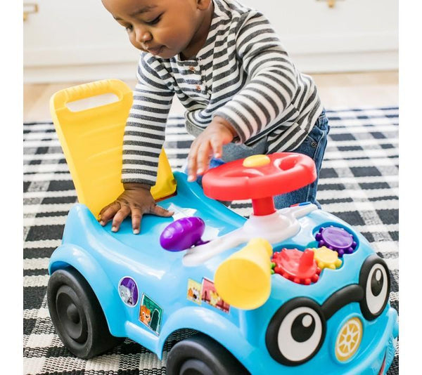 Baby Einstein BE10339 (30/45) Walker Roadtripper Ride-on Car