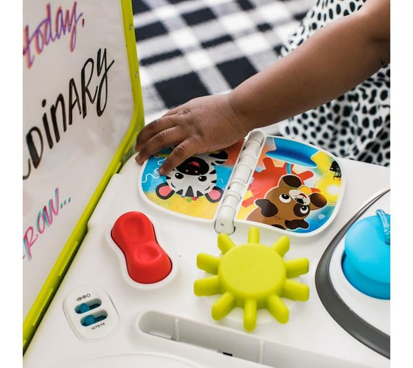 Baby Einstein BE10345 (30/45) Curiosity Table Activity Station