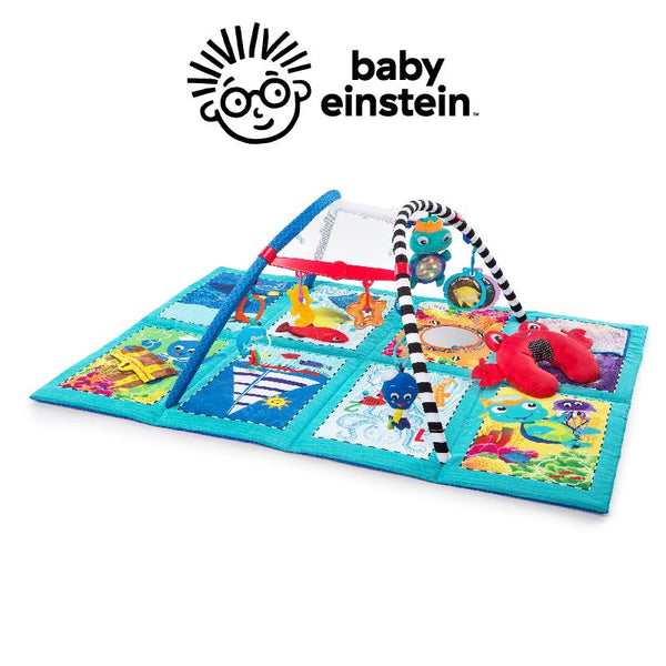 Baby Einstein Discovery Seas Multi-Mode Gym BE10871 - Picket&Rail