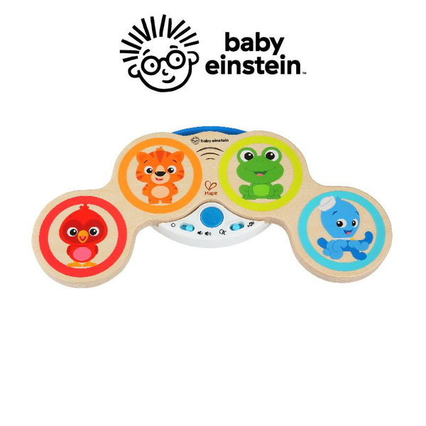 Baby Einstein HAPE Magic Touch Drums Musical Toy BE11650 - Picket&Rail