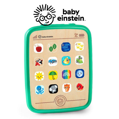 Baby Einstein Magic Touch Curiosity Tablet Wooden Musical Toy BE11778 - Picket&Rail