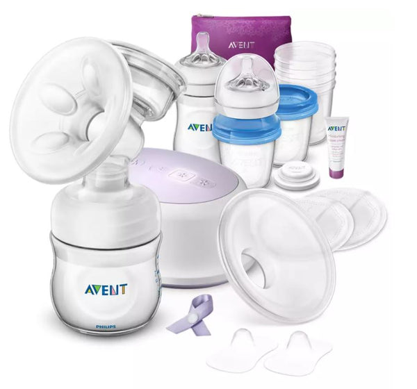 Philips Avent Single Electric Breastfeeding Support Value Pack