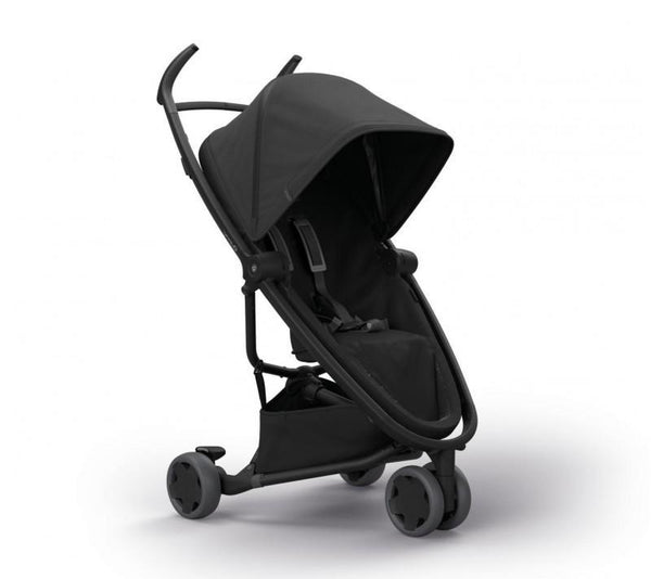 Quinny Zapp Flex - Black On Black