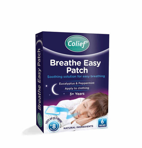 Colief Breathe Easy Patch 6s