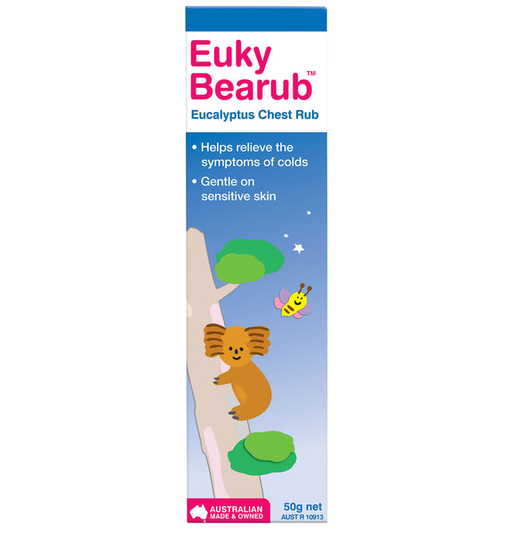 Euky Bear Bearub 50g