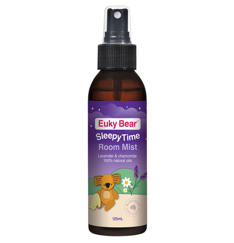 Euky Bear Sleepy Time Room Mist 125ml